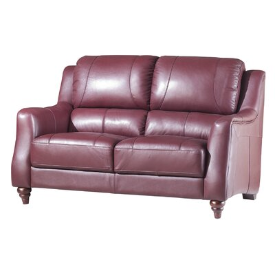 Home & Haus Leather 2 Seater Sofa