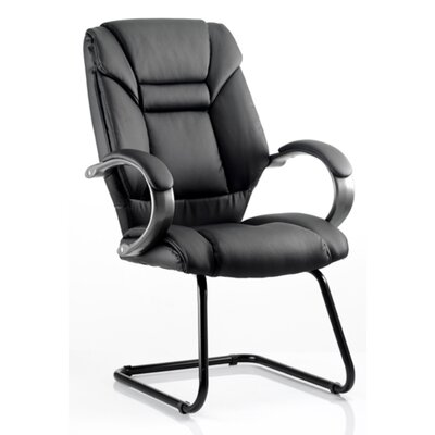 Home & Haus Dublin High-Back Visitor Cantilever Chair