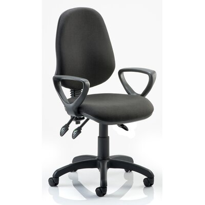 Home & Haus Eclipse Mid-Back Desk Chair