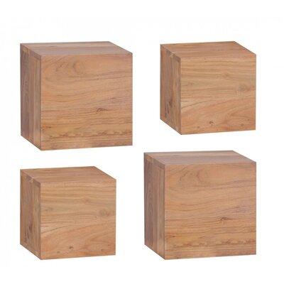 Home & Haus 4-Piece Shelf Set