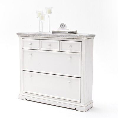 Home & Haus Opia Shoe Cabinet