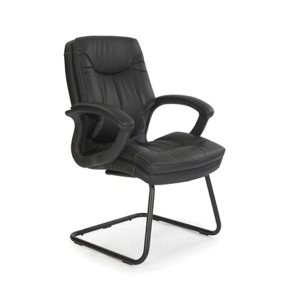 Home & Haus Medium Back Cantilever Visitor Chair