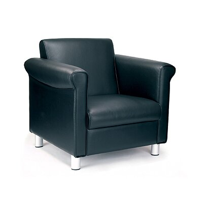 Home & Haus Italian Leather Single Seater Armchair