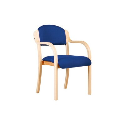 Home & Haus Bentwood Stacking Chair with Cushion