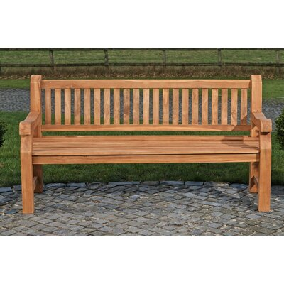 Home & Haus Jartaison Teak Wood Garden Bench