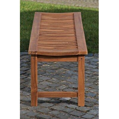 Home & Haus Likaiu Garden Bench
