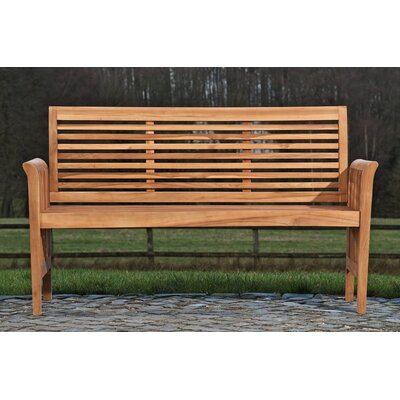 Home & Haus Erne Teak Wood Garden Bench