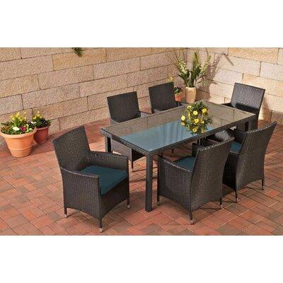 Home & Haus Bunda Dining Chair Cushion Set