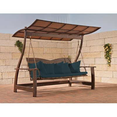 Home & Haus Lissa 3-Seater Swing Cushion Set