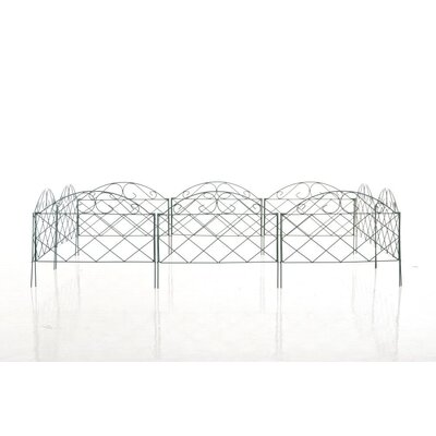 Home & Haus Caldera 40 x 52cm Border Fence
