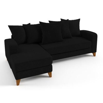 Home & Haus McLaughlin Corner Sofa