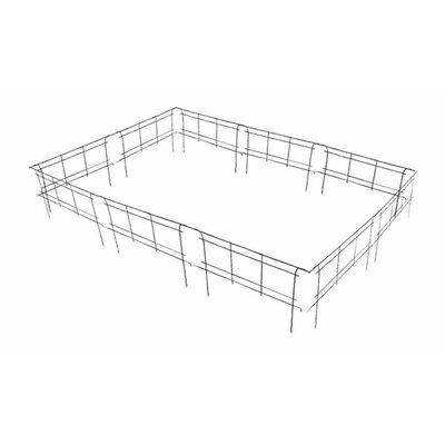 Home & Haus Oulujarvi Klopeiner 34.5 x 44.5cm Fence Set