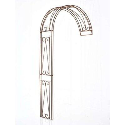 Home & Haus Ram Half Round Rose Arch