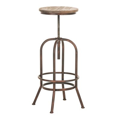 Home & Haus Rohini Adjustable Bar Stool