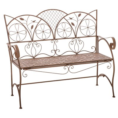 Home & Haus Canandaigua 2-Seater Bench