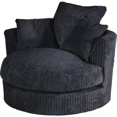 Home & Haus Rabi Swivel Lounge Chair