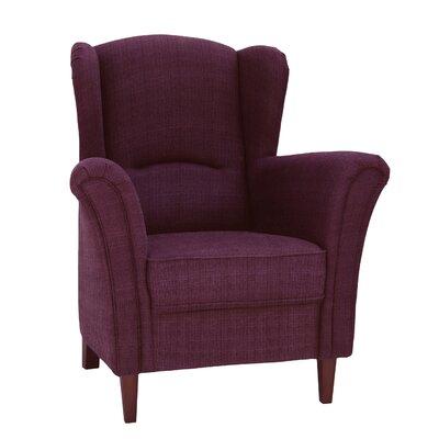 Home & Haus Levu Wingback Chair
