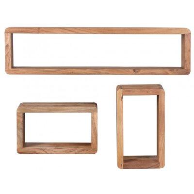 Home & Haus 3-Piece Shelf Set