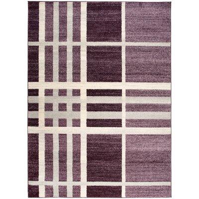 Home & Haus Barite Lilac Area Rug