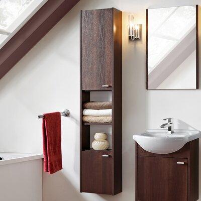 Home & Haus 30 x 150cm Tall Bathroom Cabinet