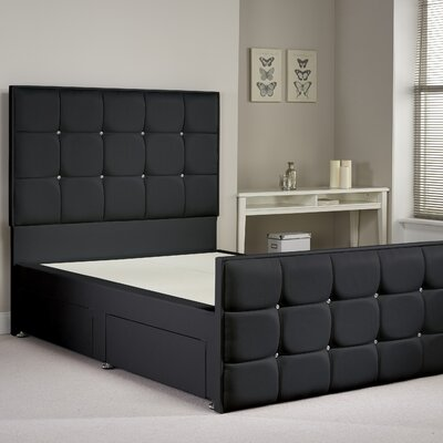 Home & Haus Henley Storage Bed Frame