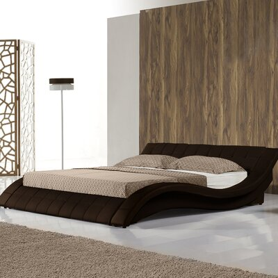 Home & Haus Burakin Cosmo Double Upholstered Bed Frame