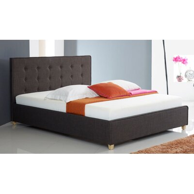 Home & Haus Upholstered Bed Frame