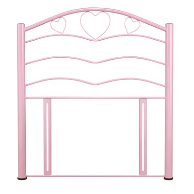 Home & Haus Beverford Metal Headboard