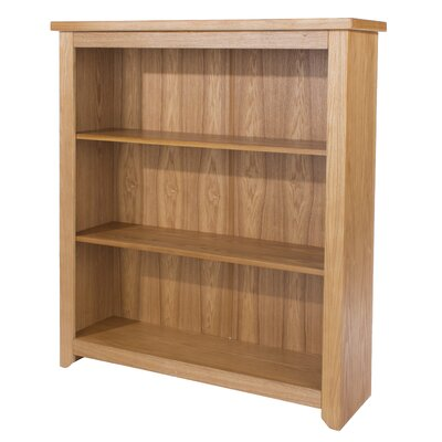 Home & Haus Broderick 111.3cm Standard Bookcase