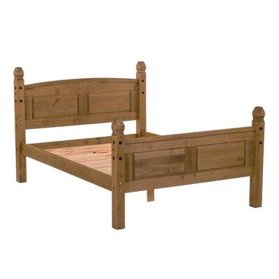Home & Haus Classic Corona King Bed Frame
