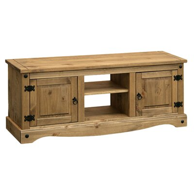 """Home & Haus Classic Corona TV Stand for TVs up to 60"""""""