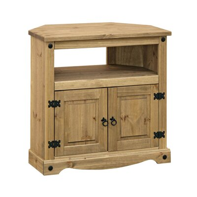 """Home & Haus Classic Corona TV Cabinets for TVs up to 42"""""""