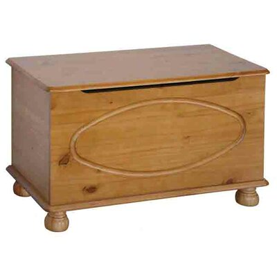 Home & Haus Apollo Wooden Blanket Box