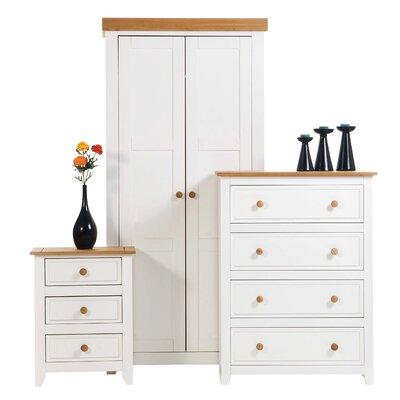 Home & Haus Tehama Bedroom Set