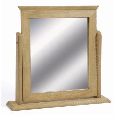 Home & Haus Elm Square Dressing Table Mirror
