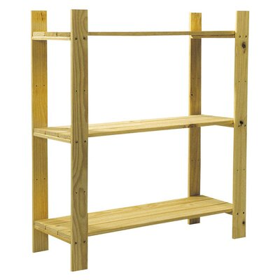 Home & Haus Low Wide Etagere
