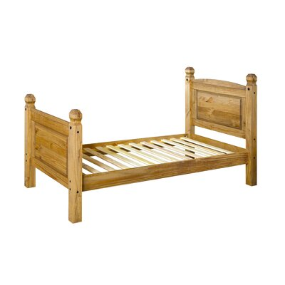 Home & Haus Classic Corona Panel Bed