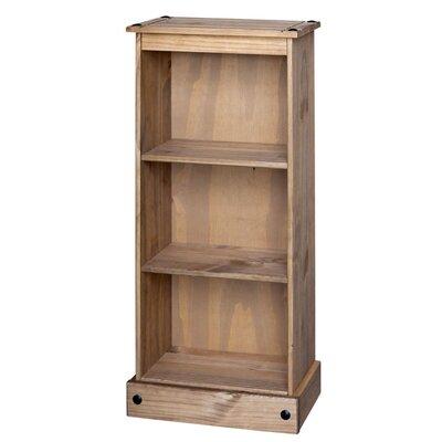 Home & Haus Classic Corona Narrow 103.6cm Standard Bookcase