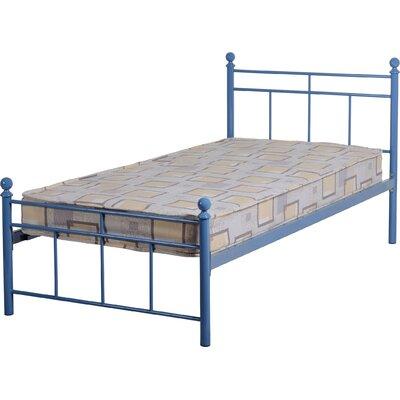 Home & Haus Callum Single Wrought Iron Bed