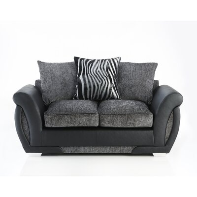 Home & Haus Mulberry 2 Seater Sofa