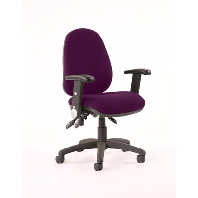 Home & Haus Lagos Mid-Back Desk Chair