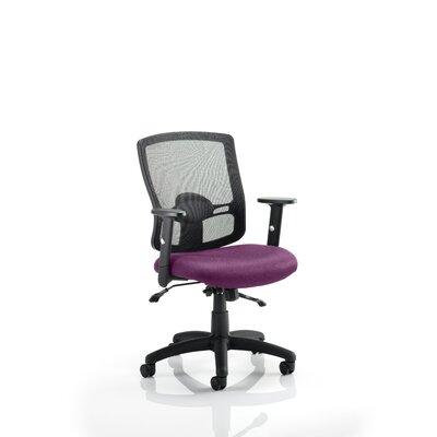Home & Haus Salem Mid-Back Mesh Desk Chair