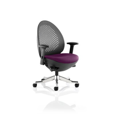 Home & Haus Lincoln Mid-Back Mesh Desk Chair