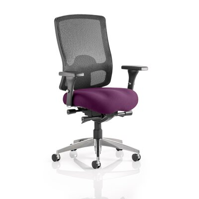 Home & Haus Regent Mid-Back Mesh Desk Chair