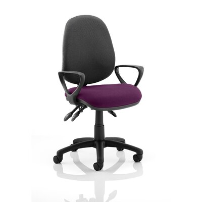 Home & Haus Luna Mid-Back Desk Chair