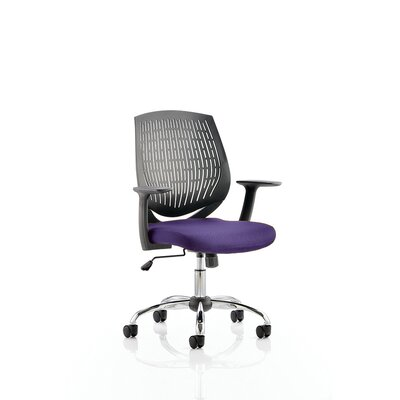 Home & Haus Dura Mid-Back Desk Chair