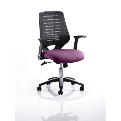 Home & Haus Relay Mid-Back Mesh Desk Chair