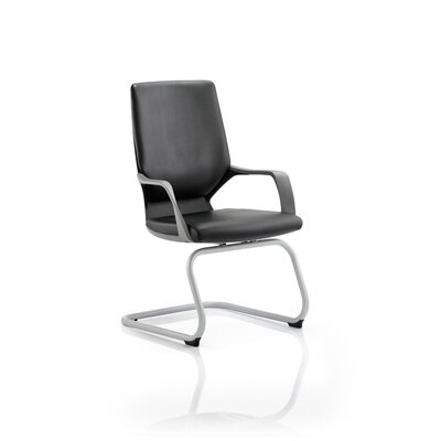 Home & Haus Turin Mid-Back Visitor Cantilever Chair
