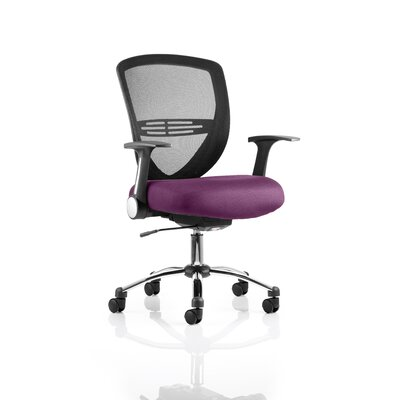 Home & Haus Aster Mid-Back Mesh Desk Chair