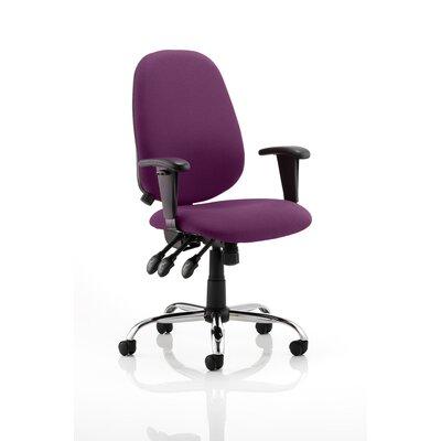 Home & Haus Lisbon High-Back Desk Chair